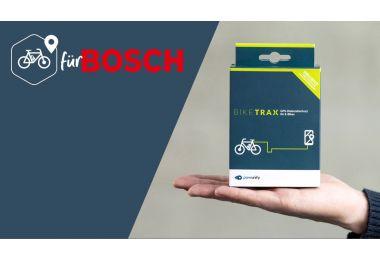 GPS tracker Bosch